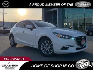 Used 2018 Mazda MAZDA3 GS SALE PENDING for sale in Chatham, ON