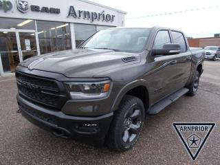 New 2021 RAM 1500 Built To Serve for sale in Arnprior, ON