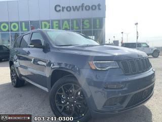 New 2021 Jeep Grand Cherokee Limited X for sale in Calgary, AB