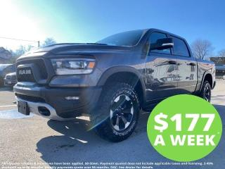 New 2021 RAM 1500 Rebel | Level 1 | Remote Start | Alpine Speakers | for sale in Mitchell, ON