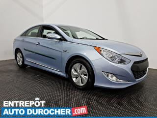 Used 2013 Hyundai Sonata Hybrid HYBRIDE - AUTOMATIQUE - CLIMATISEUR for sale in Laval, QC