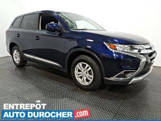 Used 2017 Mitsubishi Outlander ES - AWD - CLIMATISEUR - CAMÉRA DE RECUL for sale in Laval, QC