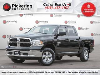Used 2019 RAM 1500 Classic ST - SXT GROUP/V6/BLUETOOTH/REAR CAM for sale in Pickering, ON