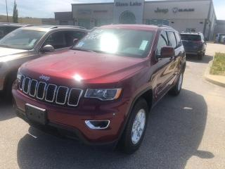 Used 2020 Jeep Grand Cherokee LAREDO,NAVIGATION,SIRRIUS,NO ACCIDENTS for sale in Slave Lake, AB