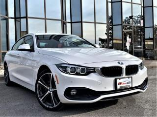 Used 2018 BMW 4 Series 430i XDrive|GRAN COUPE|SUNROOF|HEATED MEMORY SEATS|REAR VIEW for sale in Brampton, ON
