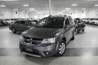 Used 2013 Dodge Journey SXT NO ACCIDENTS I REMOTE STARTER I POWER OPTIONS I AS IS for sale in Mississauga, ON