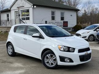 Used 2014 Chevrolet Sonic No-Accidents LT Backup Cam Sunroof Bluetooth Power Group for sale in Sutton, ON