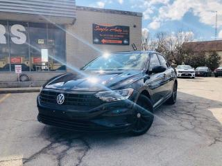 Used 2019 Volkswagen Jetta Highline Auto, Blind spot, Backup cam, Heated seat for sale in Barrie, ON