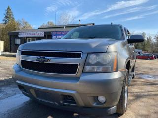 Used 2009 Chevrolet Avalanche 4WD CREW CAB for sale in Gwillimbury, ON