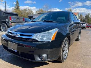 Used 2011 Ford Focus 4DR SDN SE for sale in Gwillimbury, ON