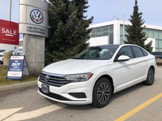 New 2021 Volkswagen Jetta HIGHLINE for sale in Surrey, BC