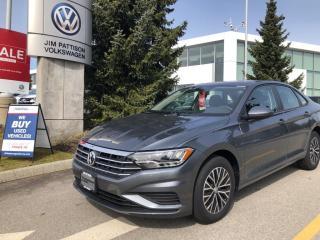 New 2021 Volkswagen Jetta comfortline for sale in Surrey, BC