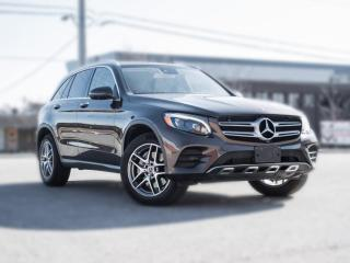 Used 2018 Mercedes-Benz GL-Class GLC 300 |AMG | NAV |PANOROOF | 360 CAM | LOADED for sale in North York, ON