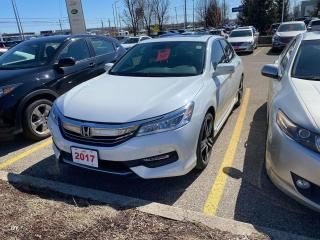 Used 2017 Honda Accord Sedan Touring for sale in Waterloo, ON