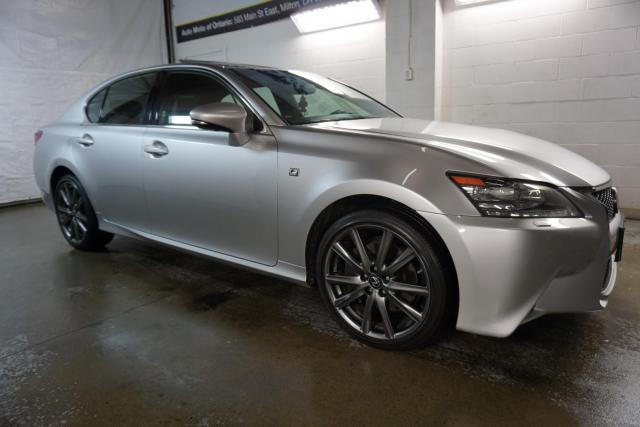 2013 Lexus GS 350 AWD F SPORT *1 OWNER* CERTIFIED 2YR WARRANTY SUNROOF BLUETOOTH HEATED MEMORY RED LEATHER