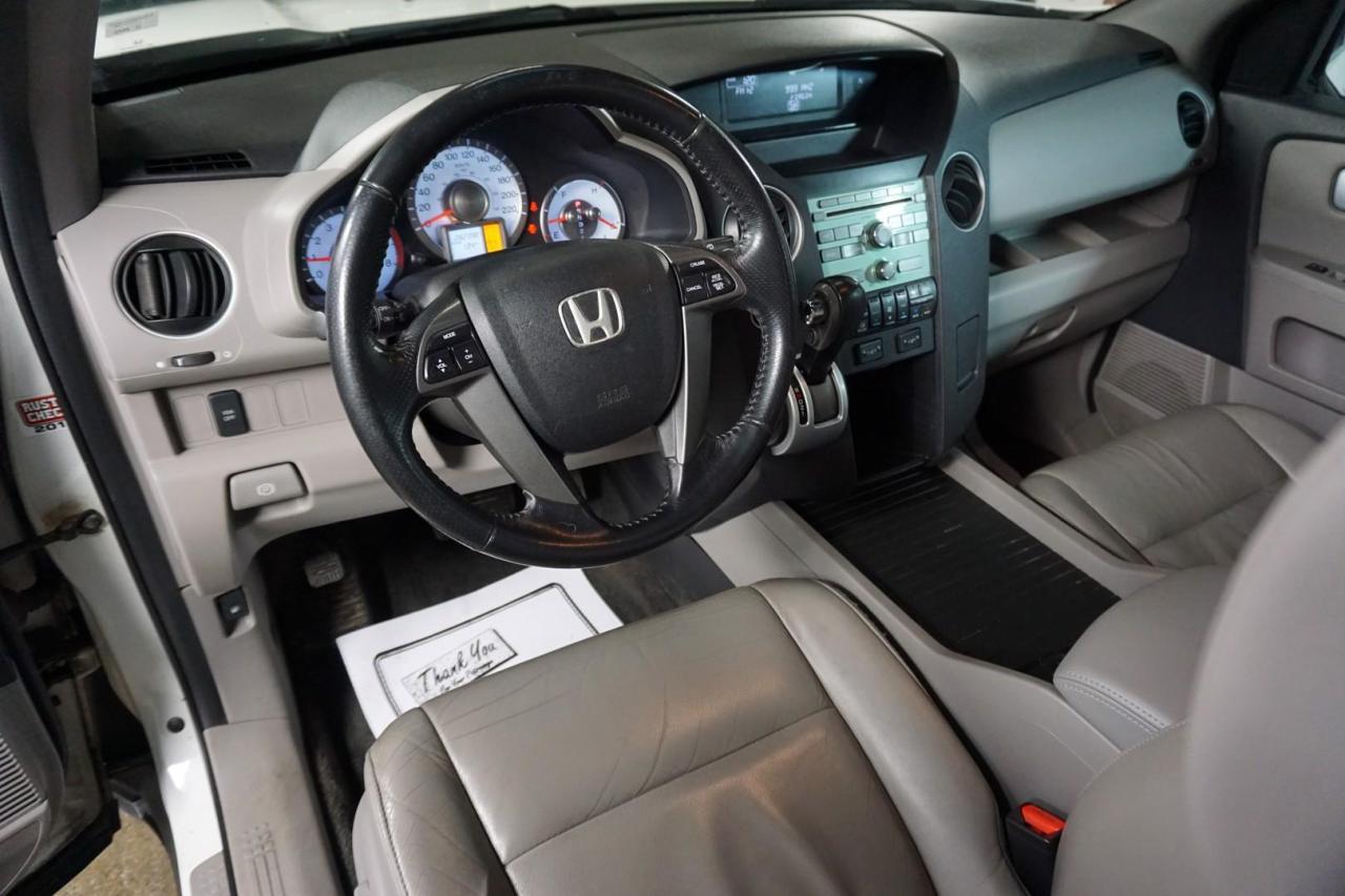 2011 Honda Pilot