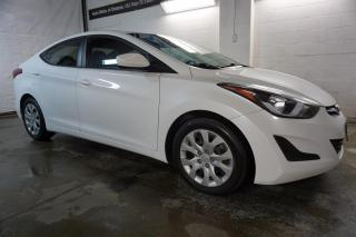 Used 2016 Hyundai Elantra SE 6Speed CERTIFIED 2YR WARRANTY *1 OWNER* BLUETOOTH HEATED SEATS CRUISE AUX for sale in Milton, ON