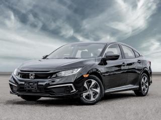 New 2021 Honda Civic Sedan LX CVT for sale in Amherst, NS
