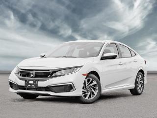 New 2021 Honda Civic Sedan EX CVT for sale in Amherst, NS