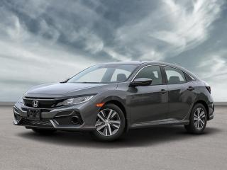 New 2020 Honda Civic Hatchback LX CVT for sale in Amherst, NS
