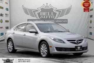 Used 2013 Mazda MAZDA6 GS, NO ACCIDENT, NAVI, REAR CAM, BLUETOOTH for sale in Toronto, ON