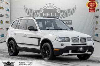 Used 2010 BMW X3 30i, NO ACCIDENT, AWD, PANOROOF, HEATED STEERING for sale in Toronto, ON