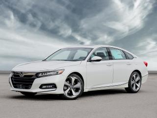 New 2021 Honda Accord Sedan Touring 2.0 Auto for sale in Amherst, NS