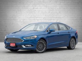 Used 2017 Ford Fusion Titanium AWD NAVIGATION! LEATHER! SUNROOF! for sale in London, ON