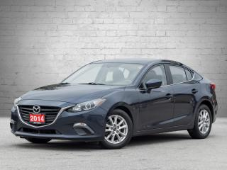 Used 2014 Mazda MAZDA3 GS BACKUP CAMERA! NAVIGATION! HEATED SEATS! for sale in London, ON