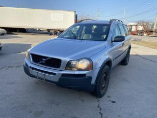Used 2004 Volvo XC90 2.5T AWD for sale in Oakville, ON