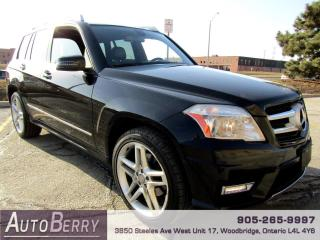 Used 2012 Mercedes-Benz GLK-Class GLK350 4MATIC Accident Free! for sale in Woodbridge, ON