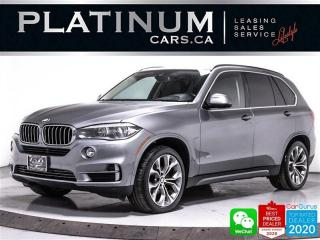 Used 2014 BMW X5 xDrive35d DIESEL, AWD, NAV, PANO, CAM, HEATED, KEY for sale in Toronto, ON
