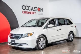 Used 2017 Honda Odyssey EX-L TOURING+NAVI+TOIT+CUIR CHAUFFANT for sale in Laval, QC