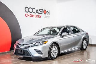 Used 2020 Toyota Camry SE+MAGS+CAMERA DE RECUL+SIEGES CHAUFFANTS for sale in Laval, QC