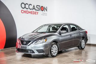 Used 2018 Nissan Sentra SV+SIEGES CHAUFFANTS+CAMERA DE RECUL for sale in Laval, QC