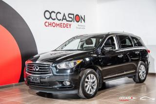Used 2014 Infiniti QX60 AWD+TOIT+CUIR CHAUFFANT+BLUETHOOTH for sale in Laval, QC