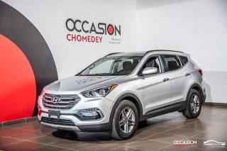 Used 2017 Hyundai Santa Fe Sport PREMIUM AWD VOLANT/SIEG CHAUFFANTS+MAGS+CAM/RECUL for sale in Laval, QC