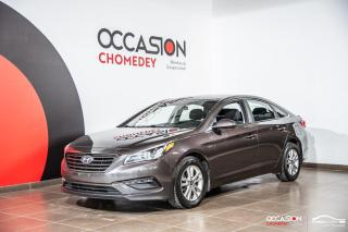 Used 2016 Hyundai Sonata 2.4L GL+SIEGES CHAUFFANTS+CAMERA DE RECUL+MAGS for sale in Laval, QC