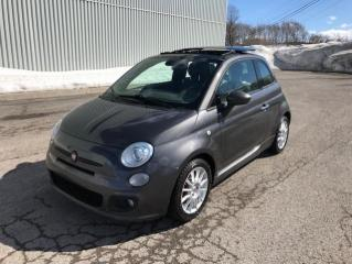 Used 2014 Fiat 500 Voiture à hayon 2 portes Sport for sale in Québec, QC
