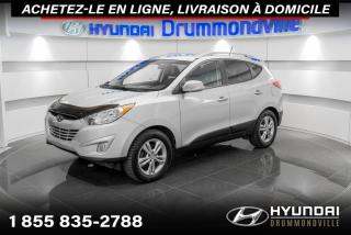 Used 2013 Hyundai Tucson GLS + GARANTIE + A/C + MAGS + WOW !! for sale in Drummondville, QC