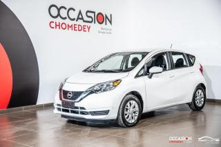 Used 2017 Nissan Versa Note S+SIEGES CHAUFFANTS+BLUETHOOTH+MAGS for sale in Laval, QC