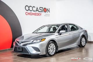 Used 2020 Toyota Camry SE+CUIR CHAUFFANT+REG DE VITESSE+CAMERA for sale in Laval, QC
