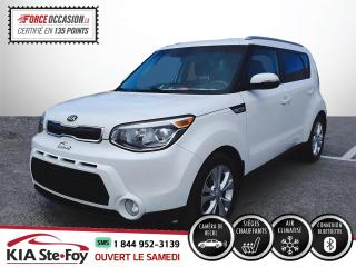 Used 2015 Kia Soul EX+* CAMERA DE RECUL* SIEGES CHAUFFANTS* for sale in Québec, QC