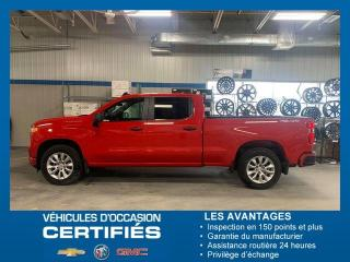 Used 2020 Chevrolet Silverado 1500 4WD Crew Cab for sale in Amos, QC