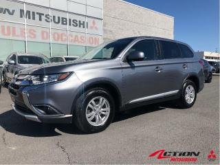 Used 2018 Mitsubishi Outlander ES AWC+A/C+BLUETOOTH+APPLE CARPLAY+AUTO+CAMÉRA for sale in St-Hubert, QC