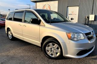 Used 2012 Dodge Grand Caravan ***SXT,STOW&GO,BIEN ÉQUIPÉ,AUBAINE*** for sale in Longueuil, QC