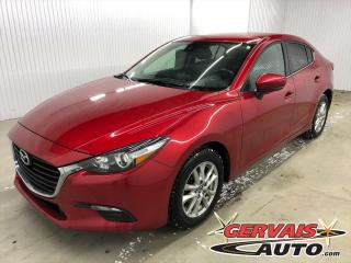 Used 2018 Mazda MAZDA3 GS GPS MAGS BLUETOOTH CAMÉRA for sale in Shawinigan, QC
