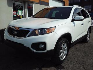 Used 2013 Kia Sorento 4X4 4 cyl. GDI automatique 99,850 km gar for sale in St-Charles-Borromée, QC