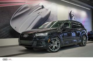 Used 2019 Audi Q7 TECHNIK - V6T 3.0 TFSI - AWD QUATTRO for sale in Sherbrooke, QC