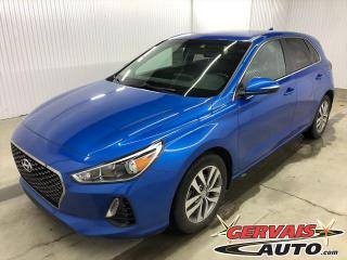 Used 2018 Hyundai Elantra GT GL MAGS BLUETOOTH CAMÉRA SIÈGES CHAUFFANTS for sale in Shawinigan, QC